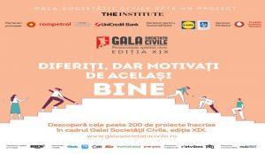 Gala Societăți Civile își desemnează câștigătorii