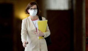 Ioana Mihăilă speră să revină în funcția de ministru al Sănătății din care a demisionat acum o săptămână