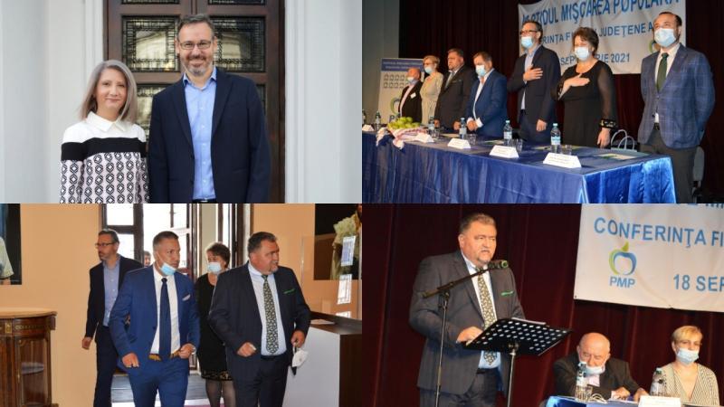 PMP Arad șia ales noua conducere pentru următorii patru ani