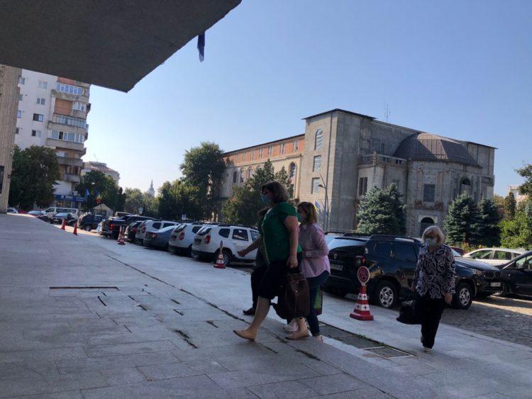 Reprezentanți ai Ministerului Sănătății din Moldova veniți la Botoșani să învețe despre asistența socială video