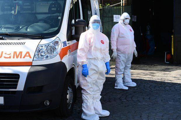 Coronavirus în România 19 septembrie Aproape 800 de pacienţi COVID sunt la ATI