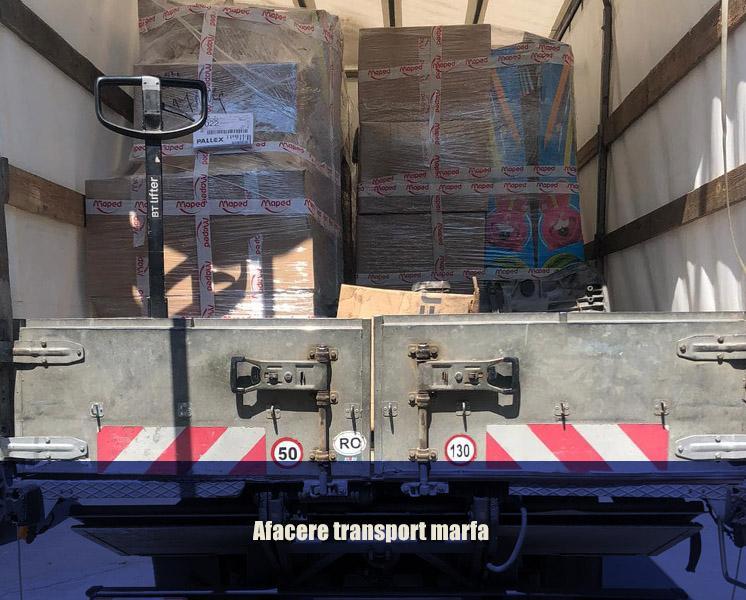 Sfaturi pentru afacere transport marfa