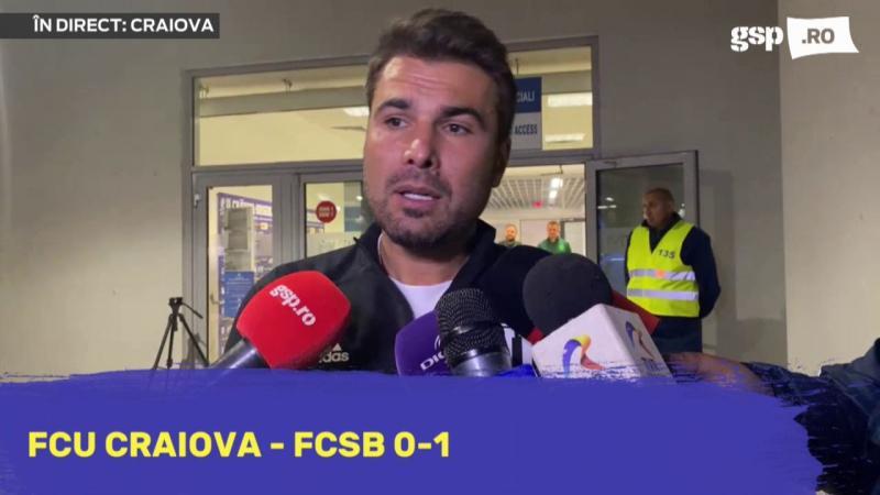 FCU Craiova  FCSB 01 Adrian Mutu A fost un arbitraj șmecheresc