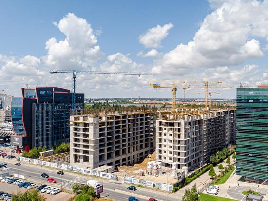 EDEN Capital investeste 60 milioane euro in dezvoltarea Colina North in Pipera