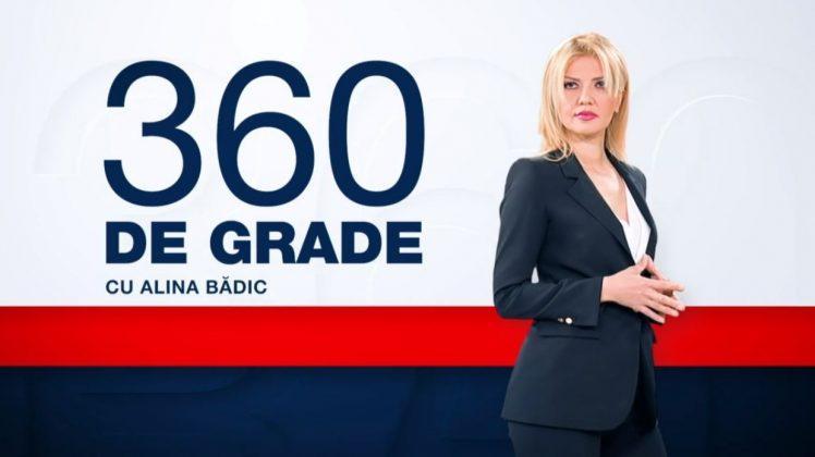 Ediție specială 360 de grade cu Alina Bădic Cum putem crește forța și masa musculară pentru a ne păstra independența și calitatea vieții