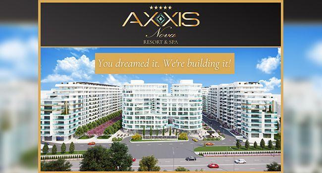 AXXIS Nova este o premieră pe piață românească de Real Estate și de Turism