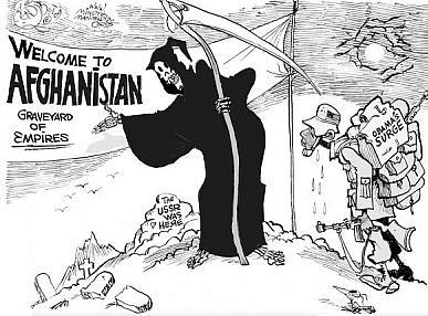 Afganistan sau cimitirul imperiilor Eșecul SUANATO în Afganistan Irak Libia