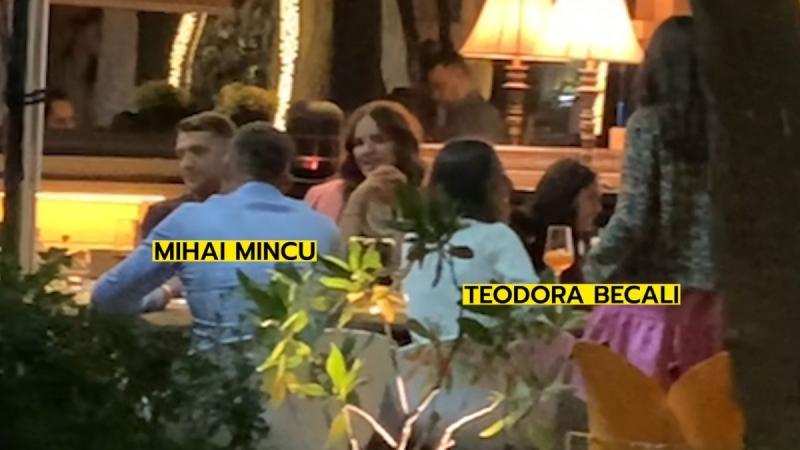 Teodora Becali șia dat soțul pe prietene Cum sa comportat fiica latifundiarului din Pipera cu partenerul său de viață
