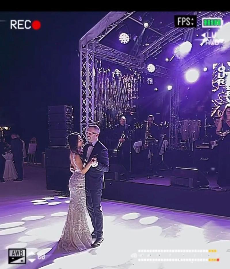 Prezentatoarea de știri sportive Alexandra Popescu sa căsătorit