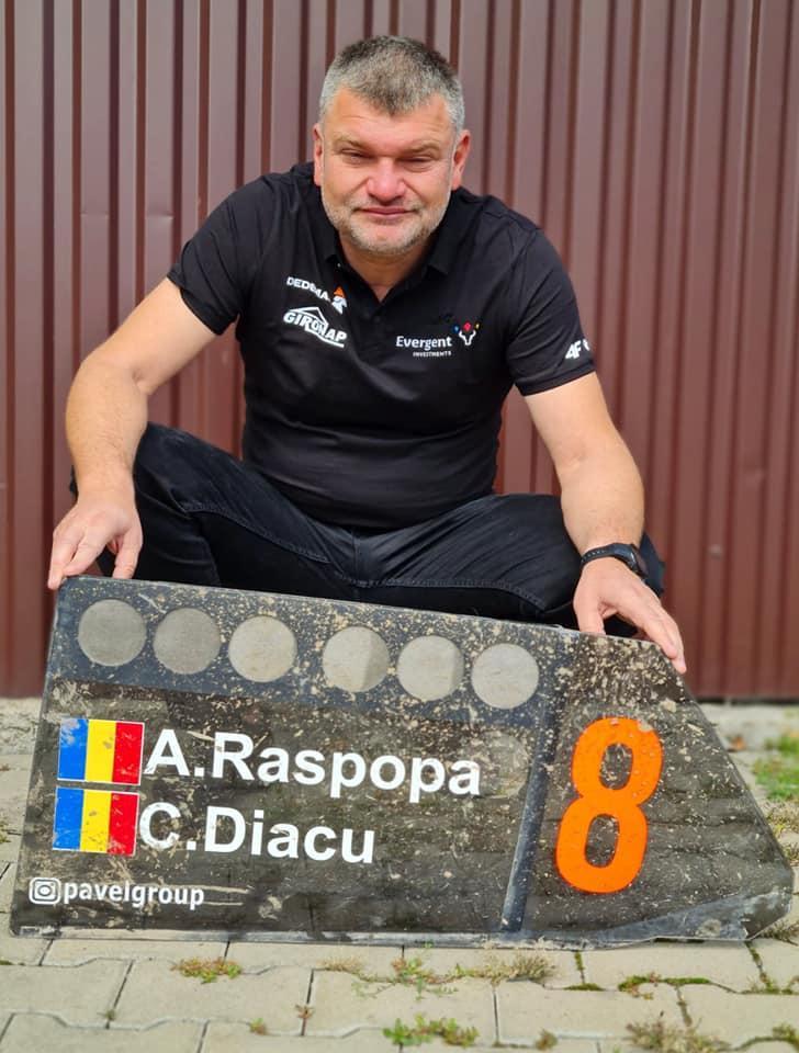 Cosmin Diacu mesaj emoționant în memoria pilotului Adrian Răspopa Vino înapoi Mai avem trei probe