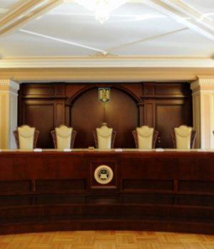 CCR va decide soarta moțiunii de cenzură după Congresul PNL