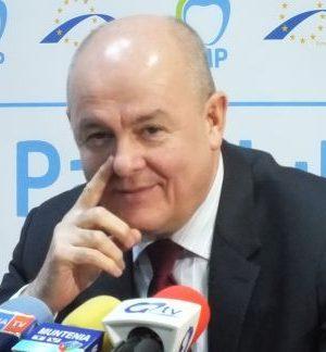 Marin Anton fost deputat PNL 5 ani de închisoare pentru o mită de 53 milioane de Euro