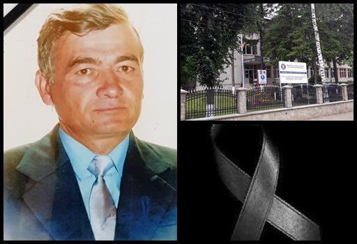 Profesorul Constantin Martiniuc a trecut la cele veșnice