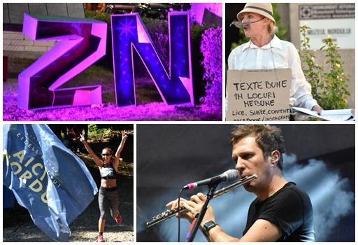 50 de concerte și evenimente la ZILELE NORDULUI VEZI programul festivalului