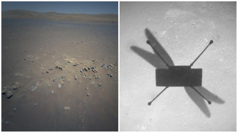 Elicopterul Ingenuity se descurcă atât de bine încât NASA a anunțat o nouă decizie în privința misiunii pe Marte