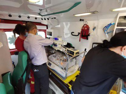 Asociația Blondie România va avea ambulanță aeriană și vom putea transporta pe oricine  AUDIO