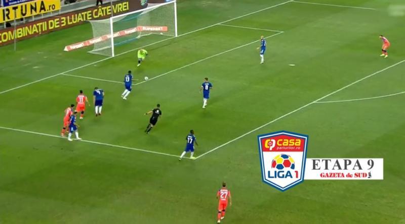 Liga 1  FCU Craiova   FCSB 01 Doar dorință fotbal mai deloc