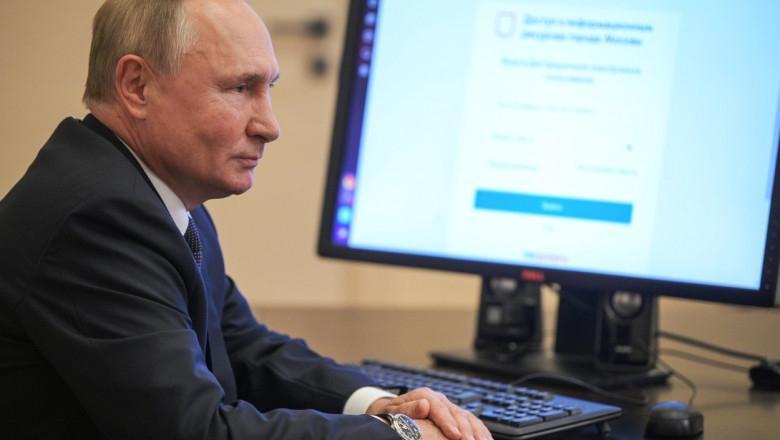 Alegeri legislative în Rusia Comisia electorală denunţă atacuri informatice din străinătate