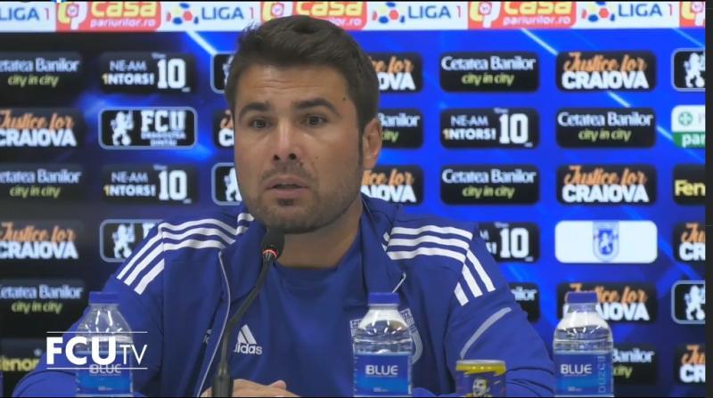 FCU Craiova  FCSB 01  Adrian Mutu Un arbitraj șmecheresc o rușine