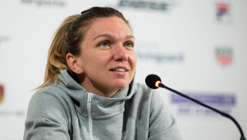 Simona Halep Mai vreau să joc doitrei ani și să ajung din nou în Top 10