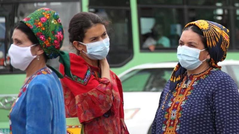 Cum e să ai COVID19 în Turkmenistan țară pentru care oficial boala nu există