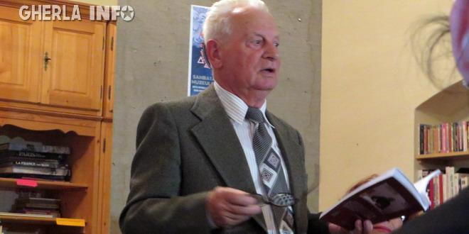 Diplomă de merit pentru un scriitor din Gherla la Botoșani
