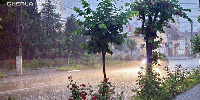 Adio vreme de vară urmează trei zile cu ploi și se răcește