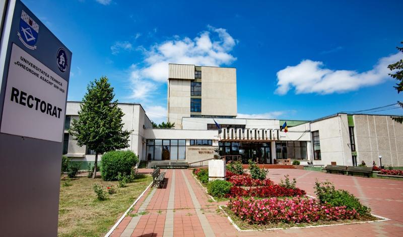 TUIASI printre primele universități din țară care vor trece prin evaluarea studiilor doctorale