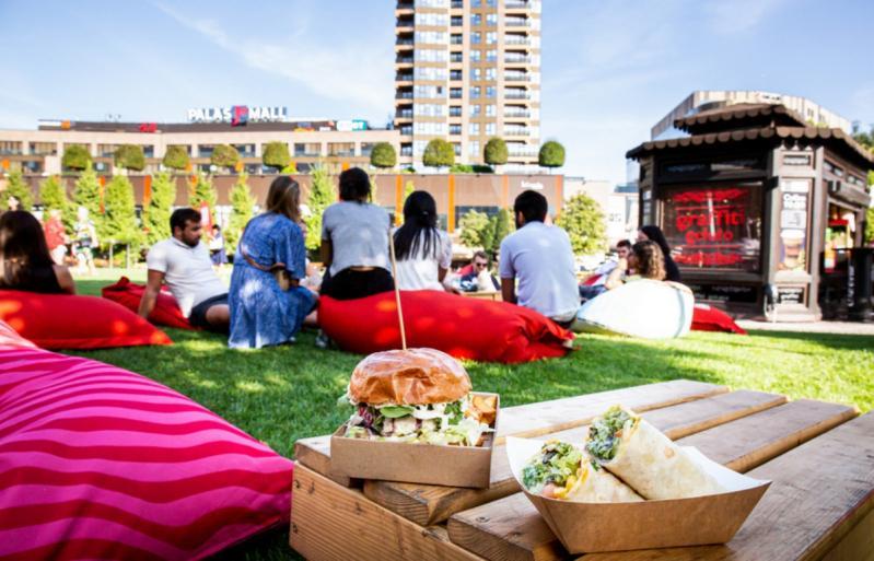 Festivalul gusturilor bune revine la Palas Vino să explorezi noi dimensiuni gastronomice la Street Food Festival