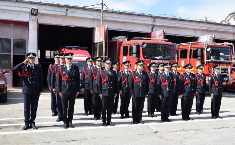 13 septembrie  Ziua pompierilor sărbătorită la Vâlcea