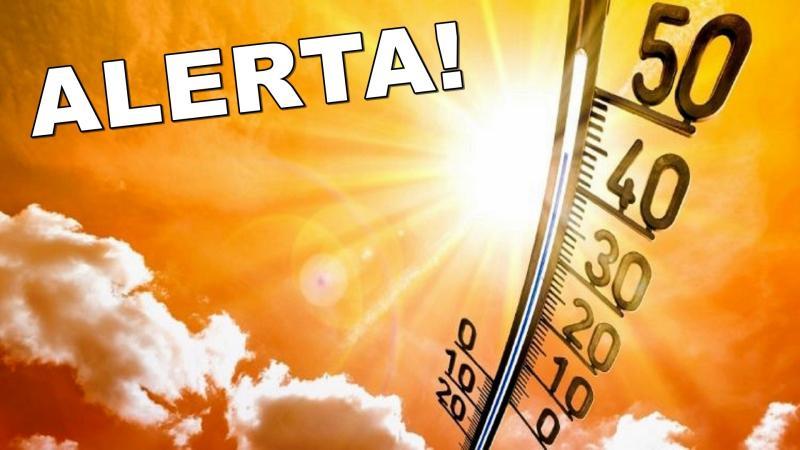 Vremea de astăzi extrem de călduroasă și cu maxime de până la 39 de grade