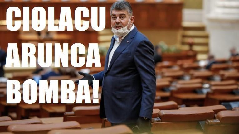 Marcel Ciolacu Dacă USR PLUS vrea ca acest guvern să pice își dau toți demisia