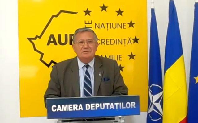 VIDEO  Vezi aici ce precizari aduce deputatul AUR de Buzau  Nicolae Roman legate de Motiunea de cenzura si relatia cu PSD si USRPLUS Buzau