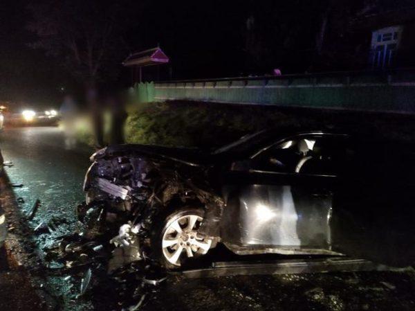 Accident la Valea Bourei Cinci tineri cu vârste cuprinse între 18 și 32 de ani au ajuns la spital