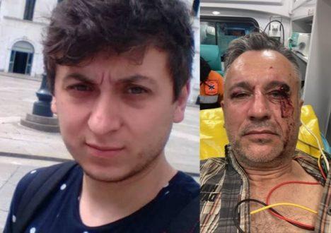 Agresorii lui Boșutar și ai jurnaliștilor eliberați din arest și plasați sub control judiciar