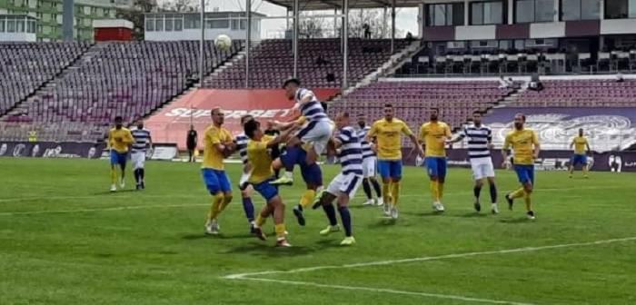 Politehnica Timisoara tinteste doar victoria in meciul cu echipa din Miercurea Ciuc