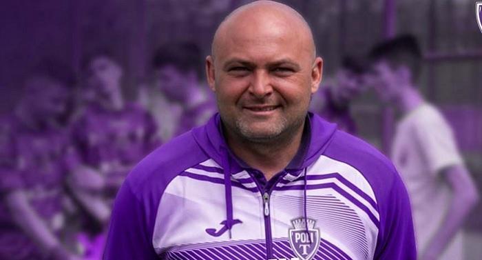 Politehnica Timisoara are un director sportiv nou dar si un alt coordonator al Academiei