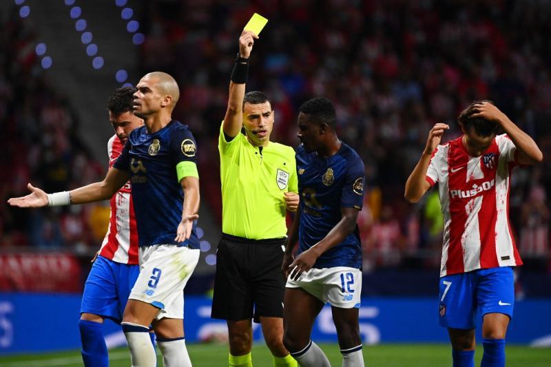 Antrenorul lui Porto atac fără precedent la adresa lui Ovidiu Hațegan după remiza cu Atletico Madrid Cel mai slab de pe teren