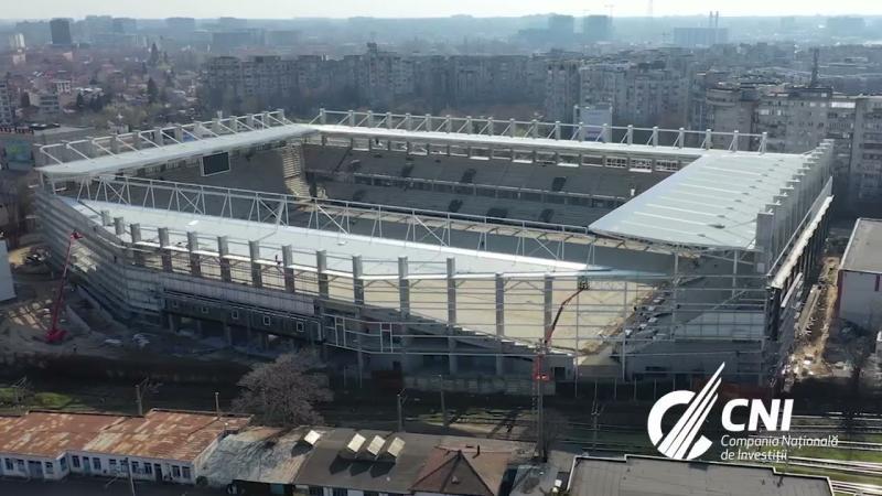Veste bună pentru suporterii Rapidului Când ar putea fi inaugurat noul stadion din Giulești  Unde vor avea loc derbyurile