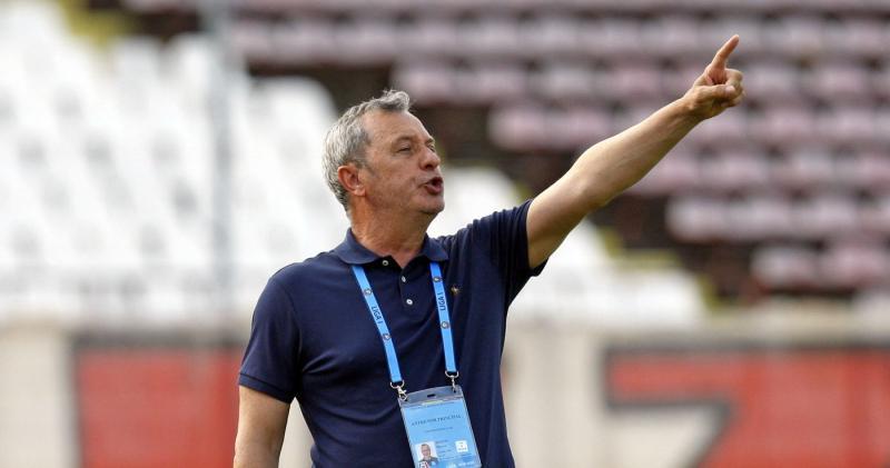 Mircea Rednic vrea să aducă o legendă în conducerea lui Dinamo înainte de a accepta postul de antrenor Ce condiție a pus