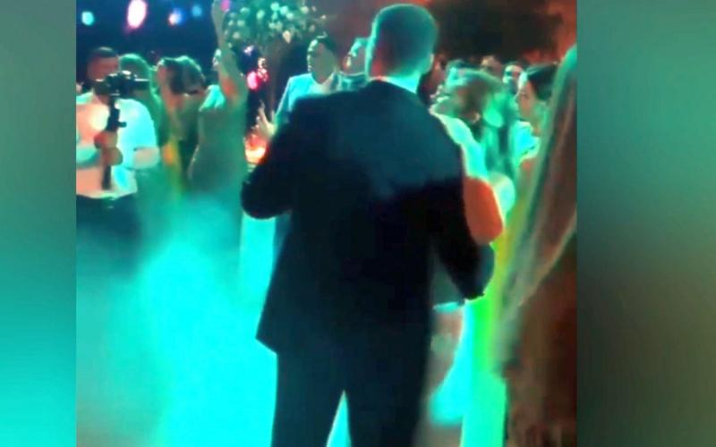 Loredana Groza a încins atmosfera Melodiile care iau făcut pe Simona Halep și Toni Iuruc să rupă ringul de dans  VIDEO