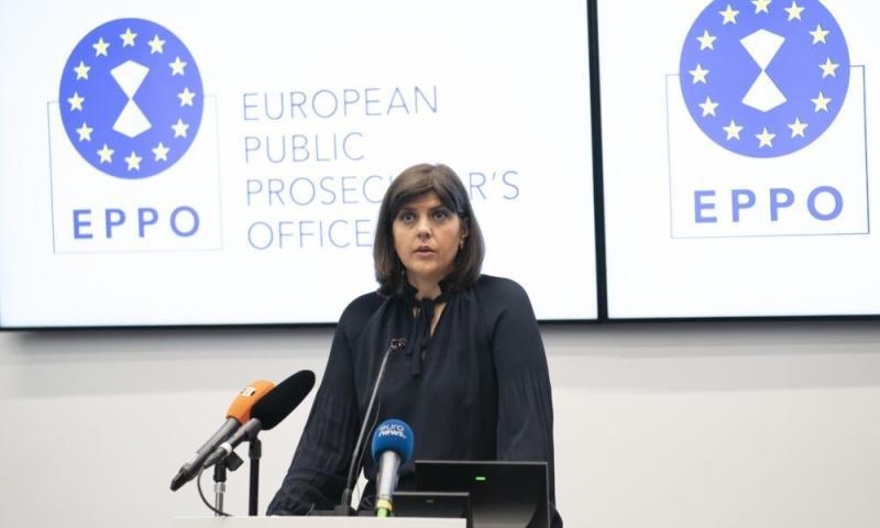 Parchetul condus de Kovesi blocat de Comisia Europeană