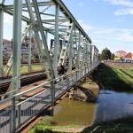 Luni 13 septembrie încep lucrările de reabilitare a căii pietonale a podului de cale ferată din Ostroveni  circulație restricționată timp de 10 zile