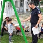 POLIȚIȘTII alături de ELEVI  la ÎNCEPUTUL ANULUI ȘCOLAR