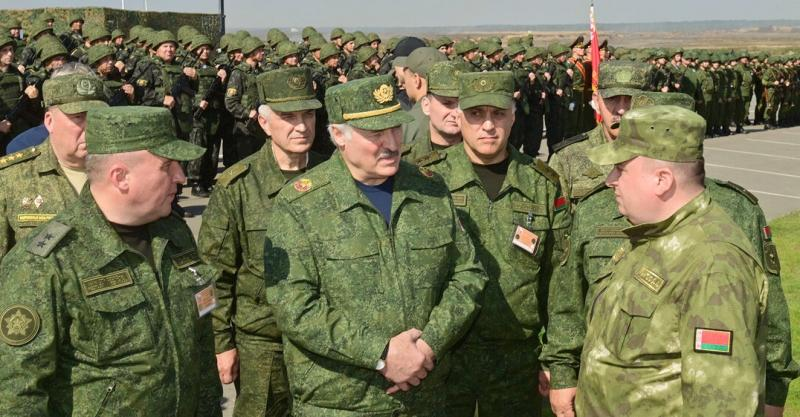 A semnat Lukașenko pierderea suveranității în beneficiul Rusiei