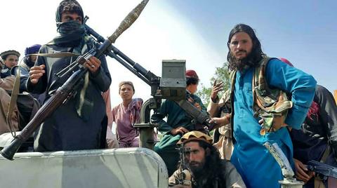 Nebuloasa din Afganistan convergența de interese dintre talibani și statul islamic