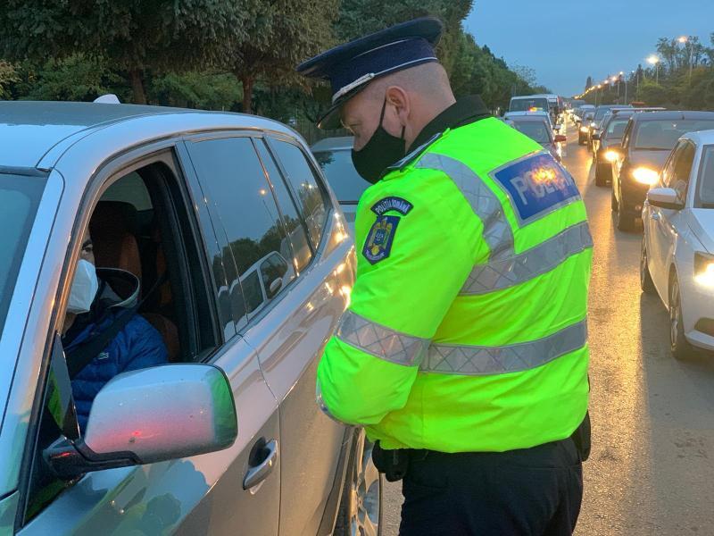 Razie în Timiș Amenzi în trafic dar și celor care nu au respectat măsurile de protecție împotriva răspândirii Covid19