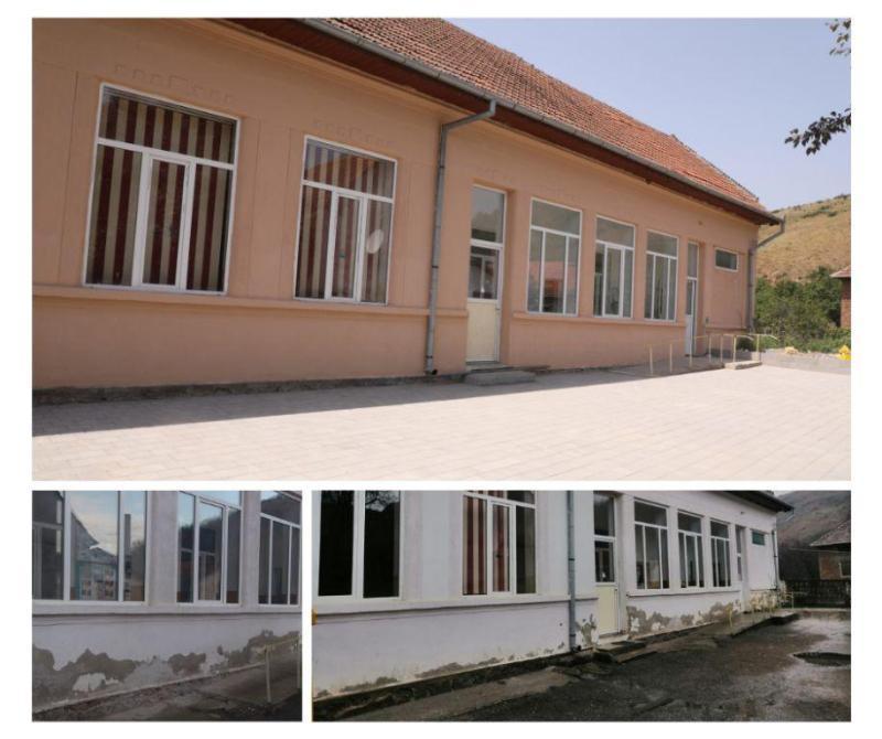 Imaginațivă o ţară în care până și la sate găsești şcoli frumoase curate și bine dotate
