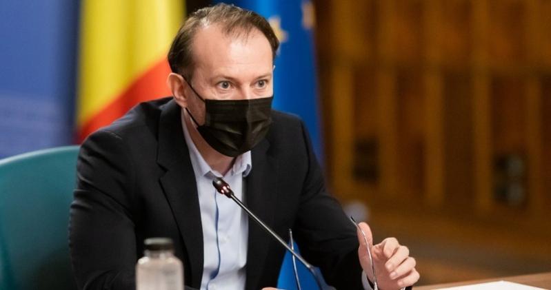 Cîțu Ludovic Orban quotcel mai marequot susținător al moțiunii Nu las România fără Guvern