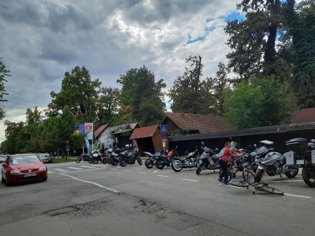 Cheful bikerilor 2021 de la Muzeul Satului Bănățean din Timișoara